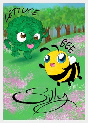 Lettuce Bee Silly